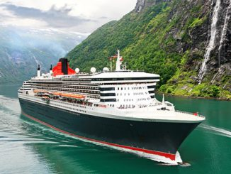 Queen Mary 2 Cruise Ship Tracker App, vessel tracker by name and live cruise ship positions Cunard Cruises