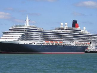 Live Cruise Ship Tracker for Queen Victoria, Cunard Cruise Line