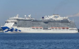 Live Cruise Ship Tracker for Regal Princess, Princess Cruises