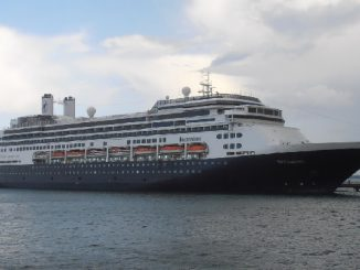 Live Cruise Ship Tracker for MS Rotterdam, Holland America Line