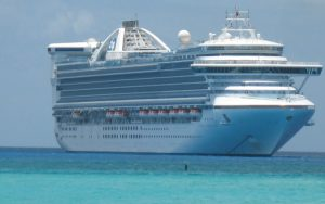 Live Cruise Ship Tracker for Royal Princess, Princess Cruises