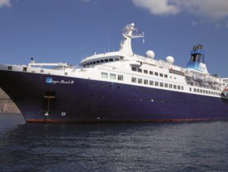 Saga Pearl II Cruise Ship Tracker App, vessel tracker by name and live cruise ship positions