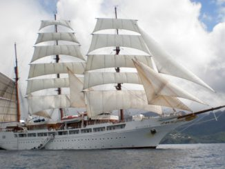 Live Cruise Ship Tracker for Sea Cloud II, Sea Cloud Cruises