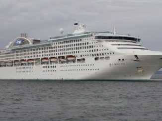 Live Cruise Ship Tracker for Sea Princess, Princess Cruises