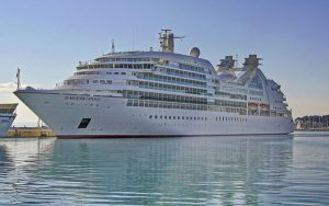 Live Cruise Ship Tracker for MV Seabourn Odyssey, Seabourn Cruises