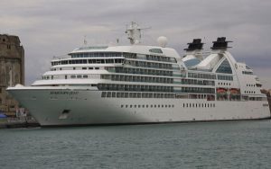 Live Cruise Ship Tracker for MV Seabourn Quest, Seabourn Cruises