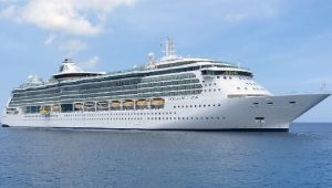 Live Cruise Ship Tracker for Serenade Of The Seas, Royal Caribbean Cruise Line