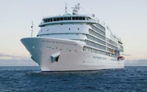 Live Cruise Ship Tracker for Seven Seas Navigator, Regent Seven Seas Cruises