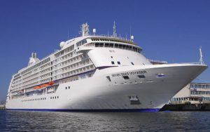 Live Cruise Ship Tracker for Seven Seas Voyager, Regent Seven Seas Cruises