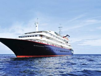Live Cruise Ship Tracker for Silver Galapagos, Silversea Cruises