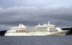 Live Cruise Ship Tracker for Silver Shadow, Silversea Cruises
