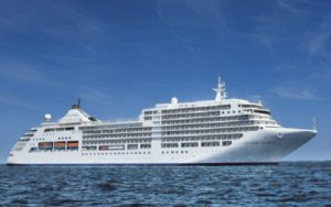 Live Cruise Ship Tracker for Silver Spirit, Silversea Cruises