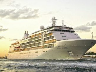 Live Cruise Ship Tracker for Silver Whisper, Silversea Cruises