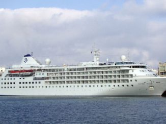 Live Cruise Ship Tracker for Silver Wind, Silversea Cruises