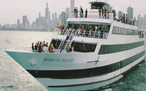 Live Cruise Ship Tracker for Spirit Of Chicago, Spirit Cruises