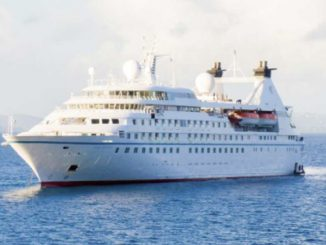 Live Cruise Ship Tracker for Star Legend, Windstar Cruises