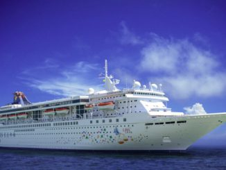 Live Cruise Ship Tracker for SuperStar Libra, Star Cruises