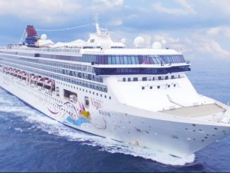 Live Cruise Ship Tracker for SuperStar Virgo, Star Cruises