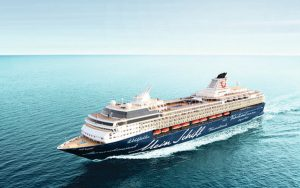 Live Cruise Ship Tracker for Mein Schiff 1, TUI Cruises