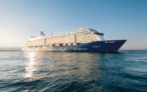 Live Cruise Ship Tracker for Mein Schiff 3, TUI Cruises