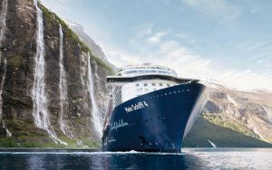 Live Cruise Ship Tracker for Mein Schiff 4, TUI Cruises
