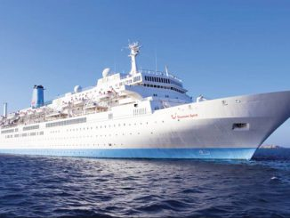 Live Cruise Ship Tracker for Marella Spirit, Marella Cruises