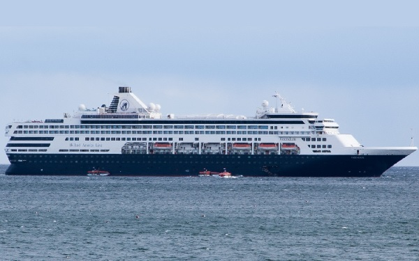 Live Cruise Ship Tracker for MS Veendam, Holland America Line
