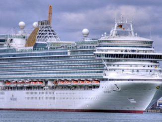 Live Cruise Ship Tracker for P&O Ventura, P&O Cruises