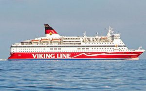 Live Cruise Ship Tracker for Viking Gabriella, Viking Cruises