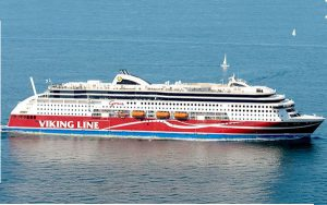 Live Cruise Ship Tracker for Viking Grace, Viking Cruises