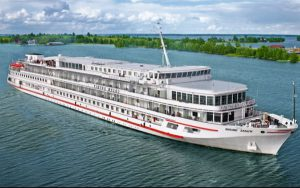 Live Cruise Ship Tracker for Viking Helgi, Viking Cruises