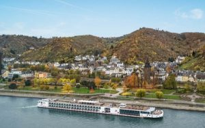 Live Cruise Ship Tracker for Viking Longship Alsvin, Viking Cruises