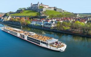 Live Cruise Ship Tracker for Viking Longship Hermod, Viking Cruises