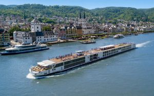Live Cruise Ship Tracker for Viking Longship Hlin, Viking Cruises