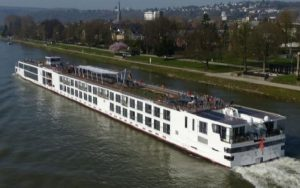 Live Cruise Ship Tracker for Viking Longship Lofn, Viking Cruises