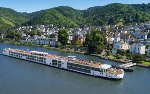 Live Cruise Ship Tracker for Viking Longship Njord, Viking Cruises
