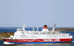 Live Cruise Ship Tracker for Viking Rosella, Viking Cruises