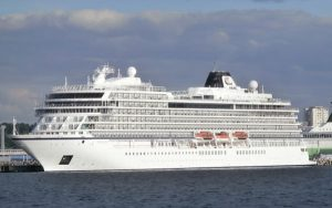 Live Cruise Ship Tracker for Viking Sea, Viking Cruises