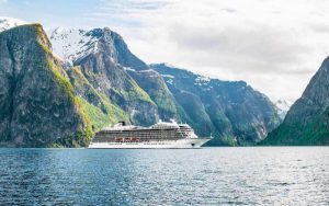 Live Cruise Ship Tracker for Viking Sky, Viking Cruises