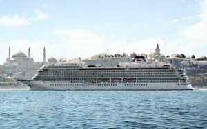 Live Cruise Ship Tracker for Viking Spirit, Viking Cruises
