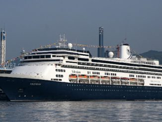Live Cruise Ship Tracker for MS Volendam, Holland America Line