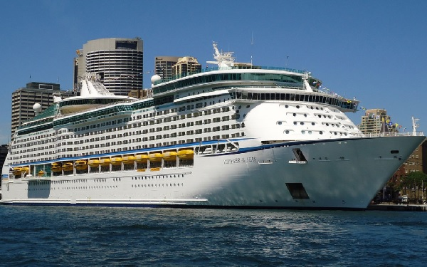 Live Cruise Ship Tracker For Voyager Of The Seas Royal Caribbean - Royal caribbean ship tracker