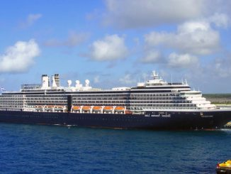 Live Cruise Ship Tracker for MS Westerdam, Holland America Line