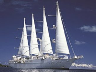 Wind Spirit Cruise Ship Tracker App, vessel tracker by name and live cruise ship positions Windstar Cruises