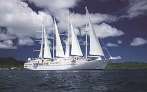 Live Cruise Ship Tracker for Wind Star, Windstar Cruises