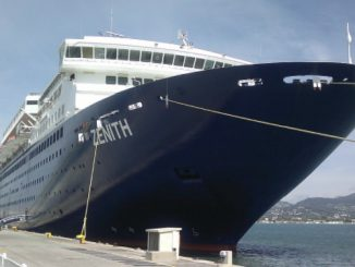 Live Cruise Ship Tracker for MV Zenith, Pullmantur Cruises