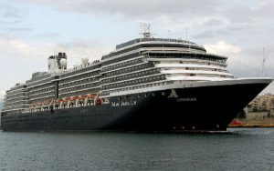 Live Cruise Ship Tracker for MS Zuiderdam, Holland America Line