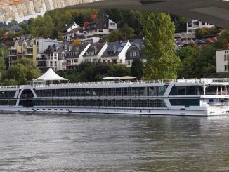 Live Cruise Ship Tracker for Amadeus Diamond, Phoenix Reisen River Cruises