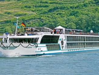 Live Cruise Ship Tracker for MS Anesha, Phoenix Reisen River Cruises
