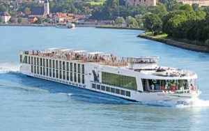 Live Cruise Ship Tracker for MS Ariana, Phoenix Reisen River Cruises
